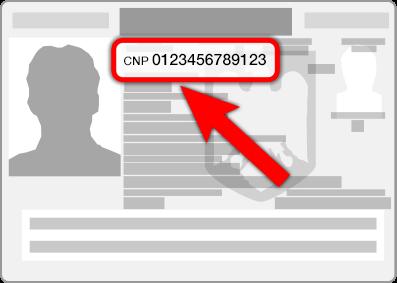 Cod Numeric Personal