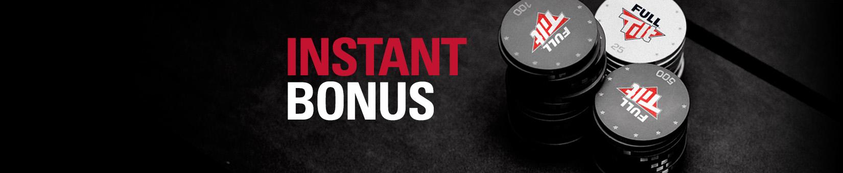 Casino Instant Bonus