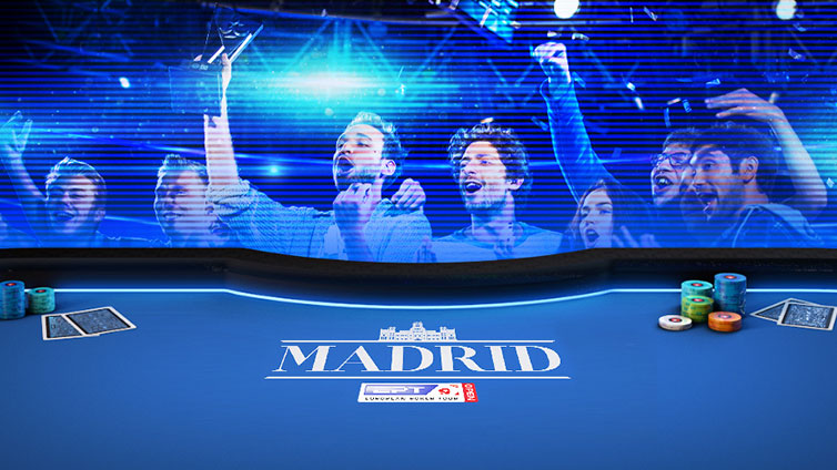 EPT Open Madrid Spin & Go's