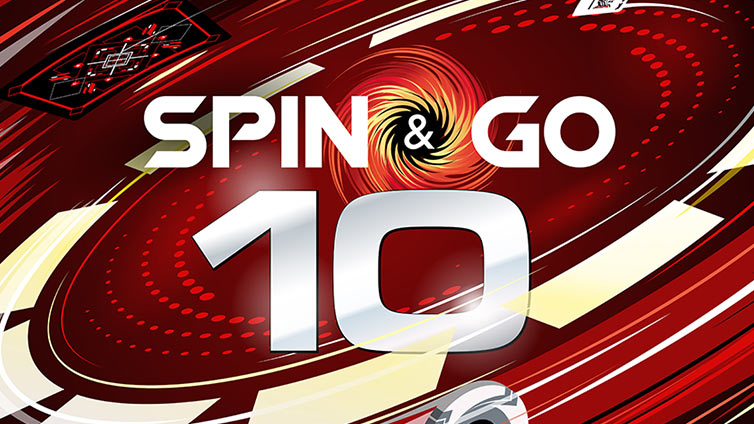 Spin & Go 10 Leader Boards