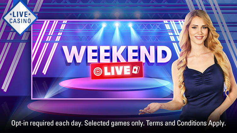 Time for Weekend Live
