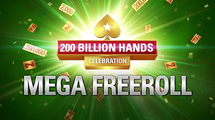 Mega Freeroll