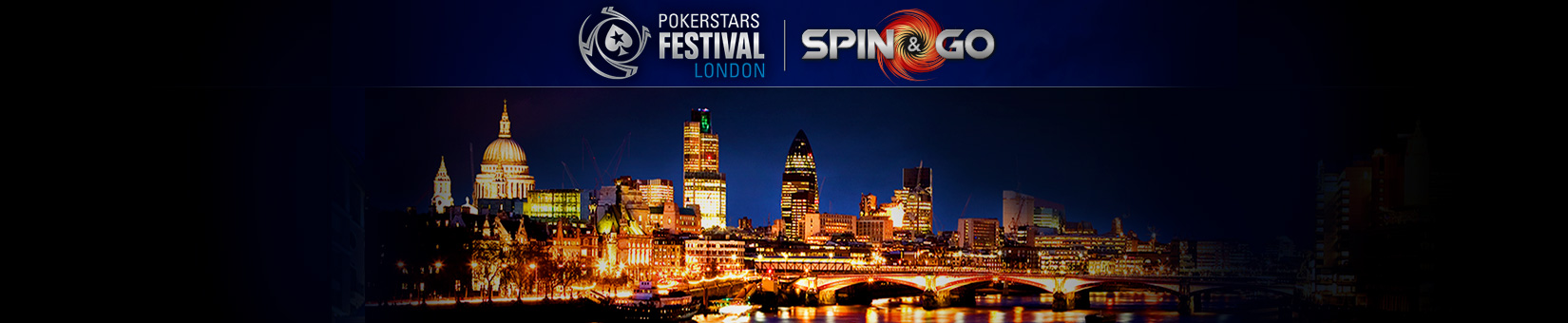 PokerStars Festival London – Spin & Go Qualifiers