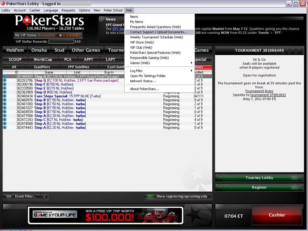 pokerstars echtgeld einzahlen