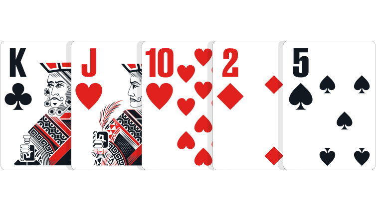 Poker High Card