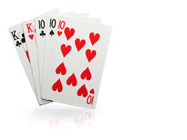 poker hands highest card