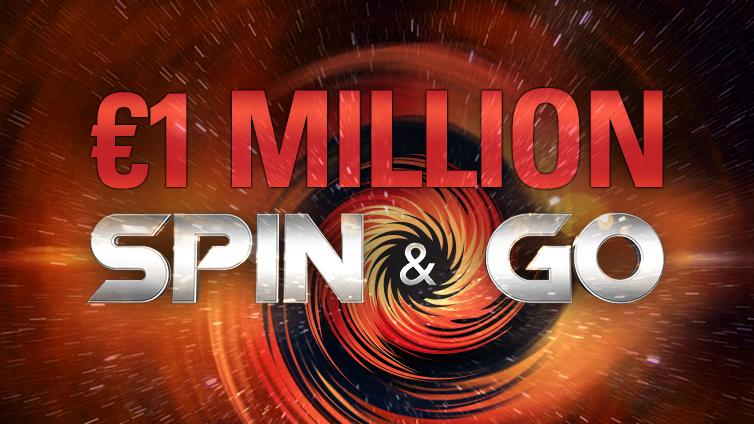 €1 Million Spin & Go