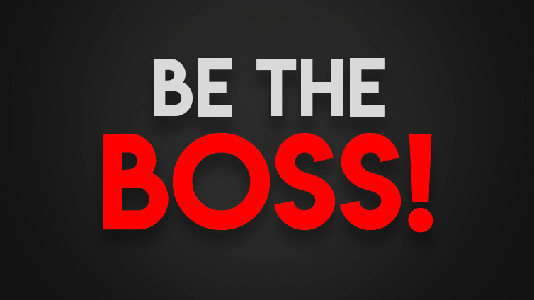 Be The Boss Challenges