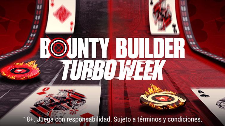 Bounty Builder Turbo Week