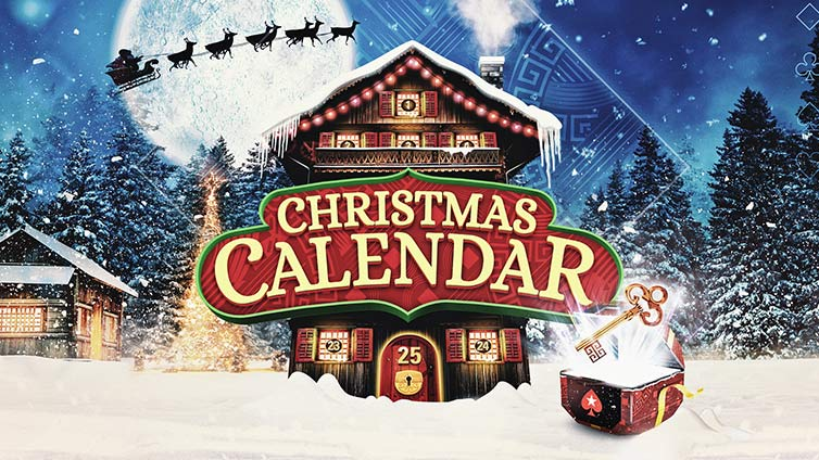 Stars Rewards Christmas Calendar