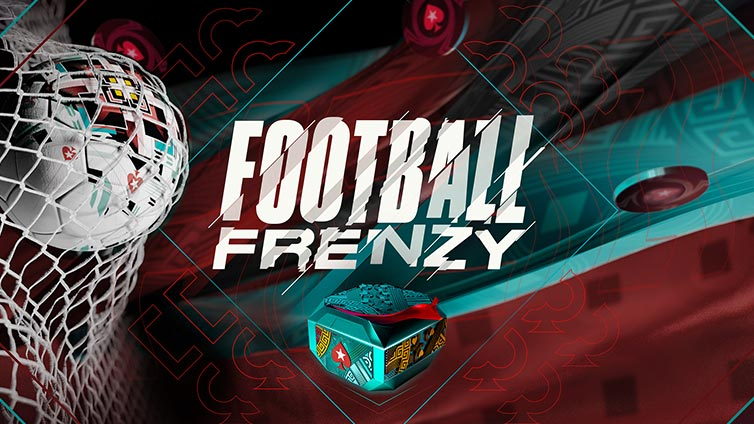 EURO 2020 is finally here. And we're celebrating in style with a special Football Frenzy. Win up to $25K in prizes. June 7-23.
