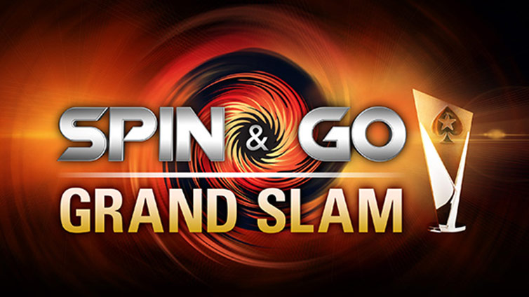 Spin & Go Grand Slam Challenges