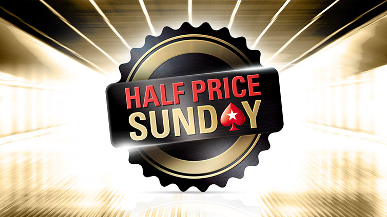 Half Price Sunday