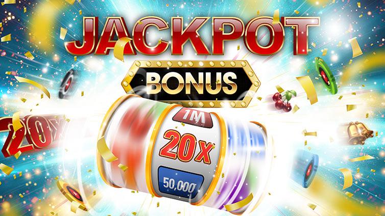 Jackpot Bonus Spin