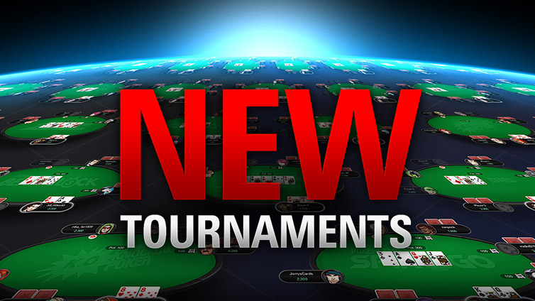 New tournaments, bigger prizes