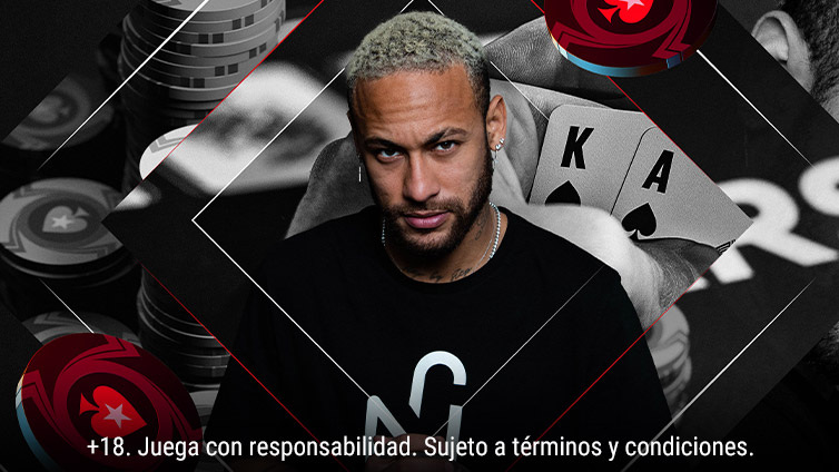 PokerStars x Neymar Jr