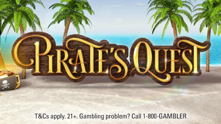 Pirate's Quest Challenge