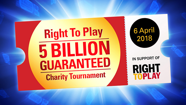 Right To Play Charity Tournament