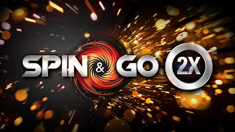 Spin & Go 2X Challenge