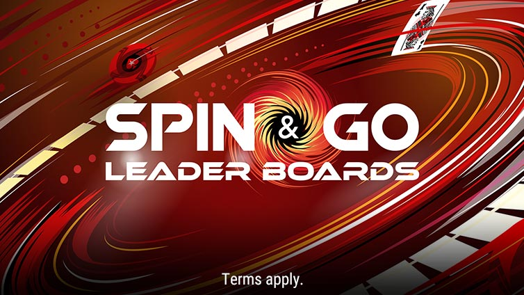 Spin & Go Leader Boards