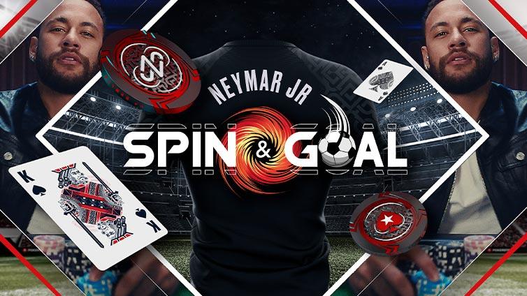 Neymar Jr Spin & Goal