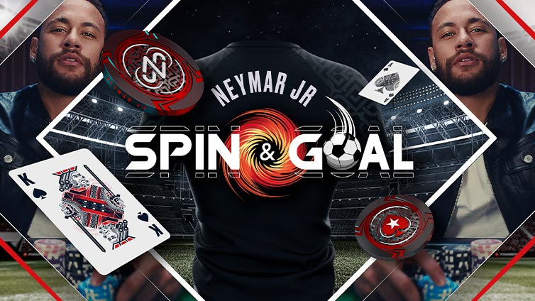 Spin & Goal – Win up to €1M