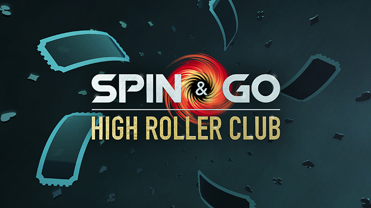 Spin & Go High Roller Club