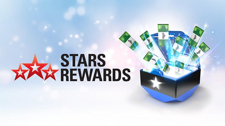 $500 Stars Rewards Chests