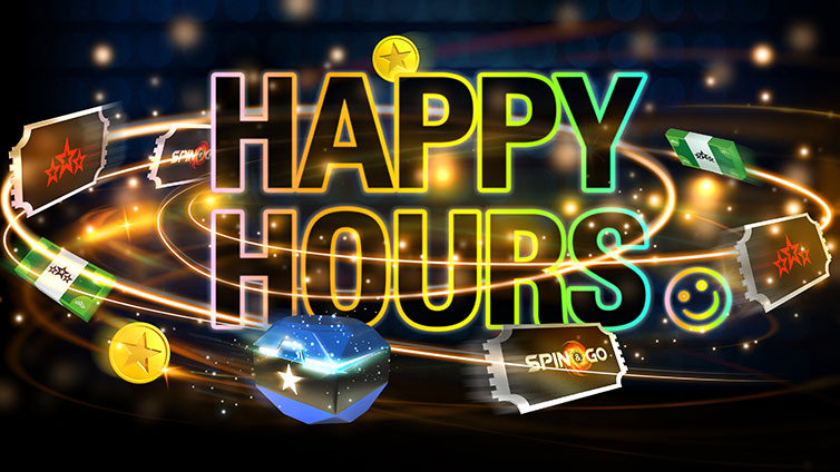 Stars Rewards Happy Hours
