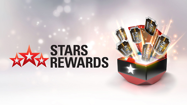 Stars Rewards Player's Championship Giveaway