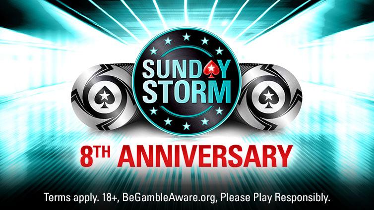 Sunday Storm 8th Anniversary