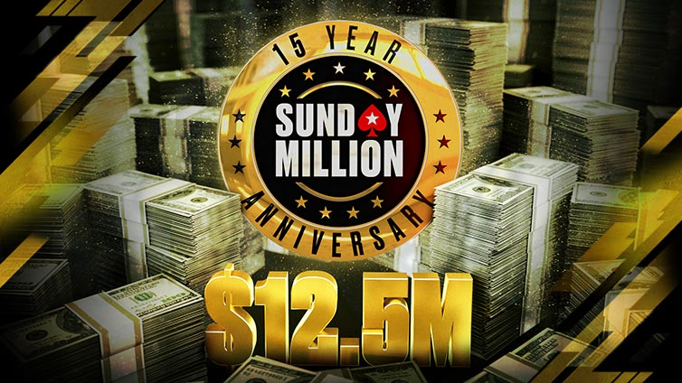 Sunday Million Anniversary