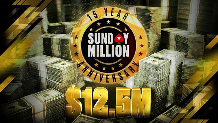 Sunday Million Anniversary