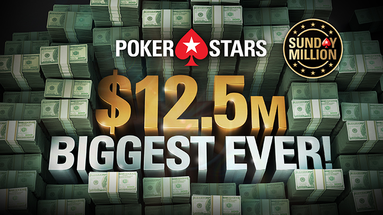 $10M GTD Sunday Million 13th Anniversary Edition