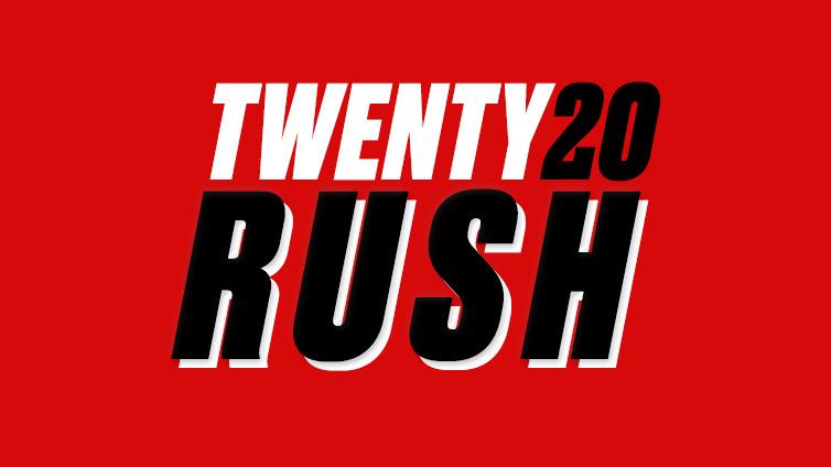 Special Edition Twenty20 Rush Tournaments