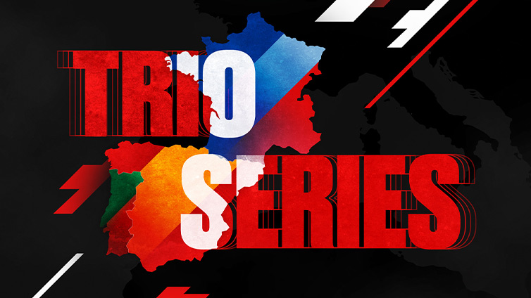 Over €5M GTD in TRIO Series