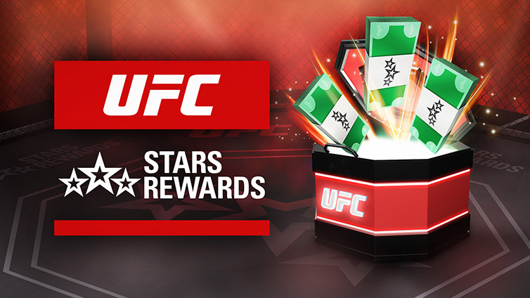 UFC Stars Rewards