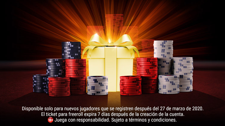 Daily T€1,000 Welcome Freerolls