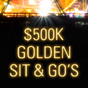 Milestone Golden Sit & Go's