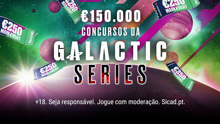 Galactic Series Sweepstakes