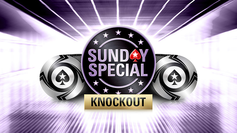Sunday Special Progressive Knockout Edition