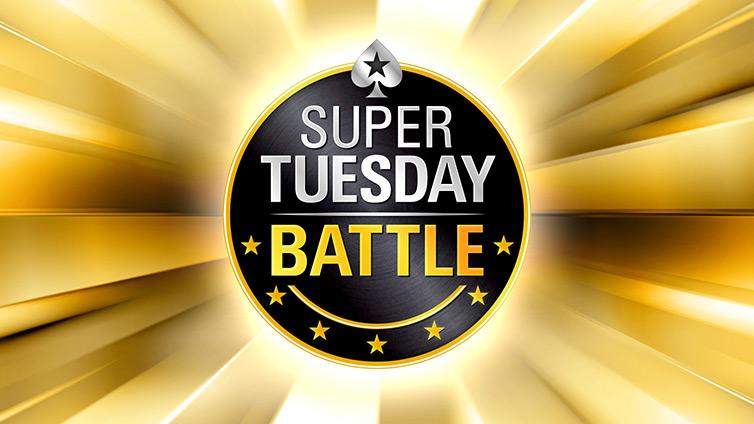 Super Tuesday Battle