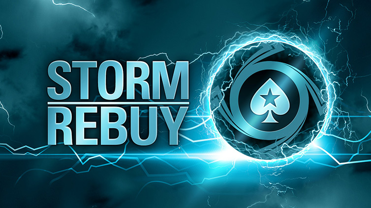 The Storm Rebuy Tournaments