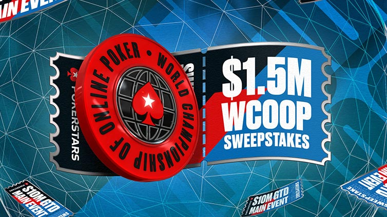 WCOOP Sweepstakes