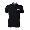 PokerStars Black Polo Shirt