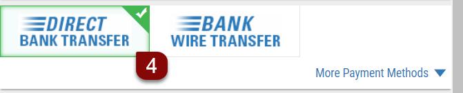 Ανάληψη με Άμεση Τραπεζική Μεταφορά