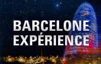 Barcelone Expérience