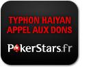 Appel aux dons pour le Typhon aux Philippines