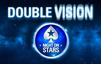 Night On Stars Double Vision