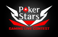 PokerStars Gaming Live Contest